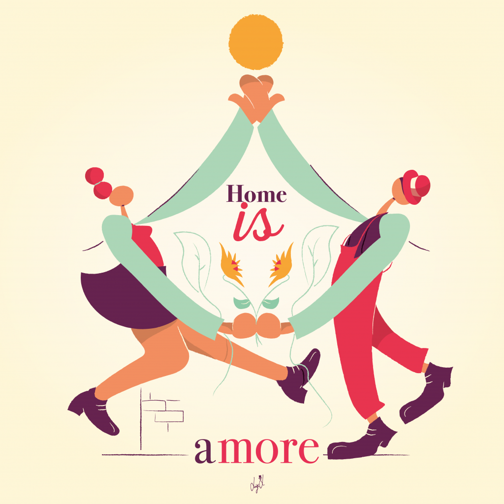 Home is A MORE