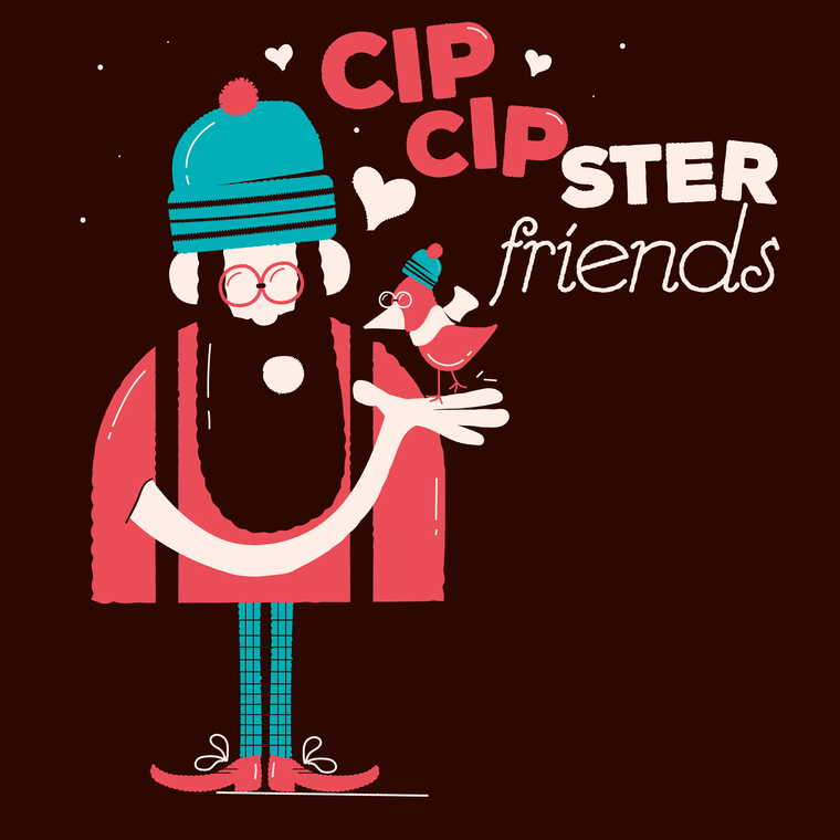 CIP CIPster friends